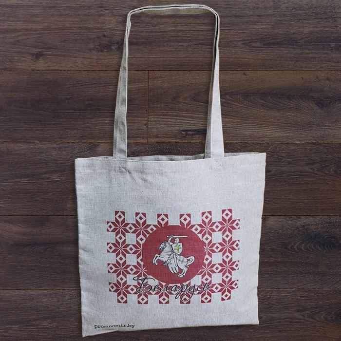 Льняная сумка - Погоня