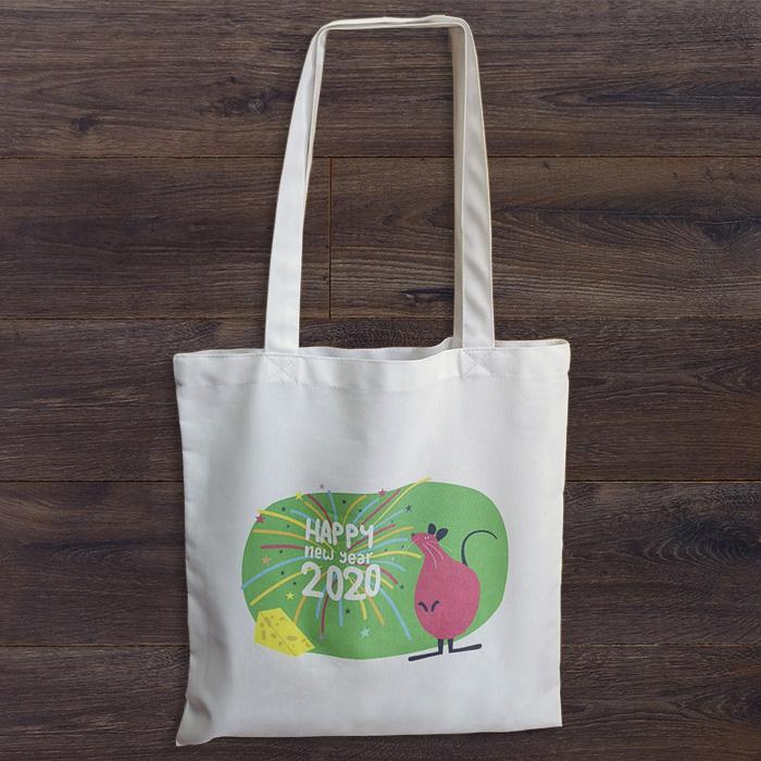 Тканевые сумки на заказ с вашим принтом